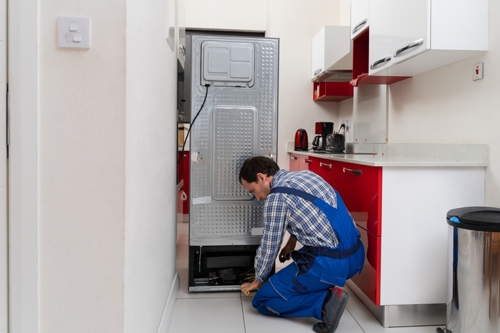 LG Fridge Repair Service Near Me Altadena,
